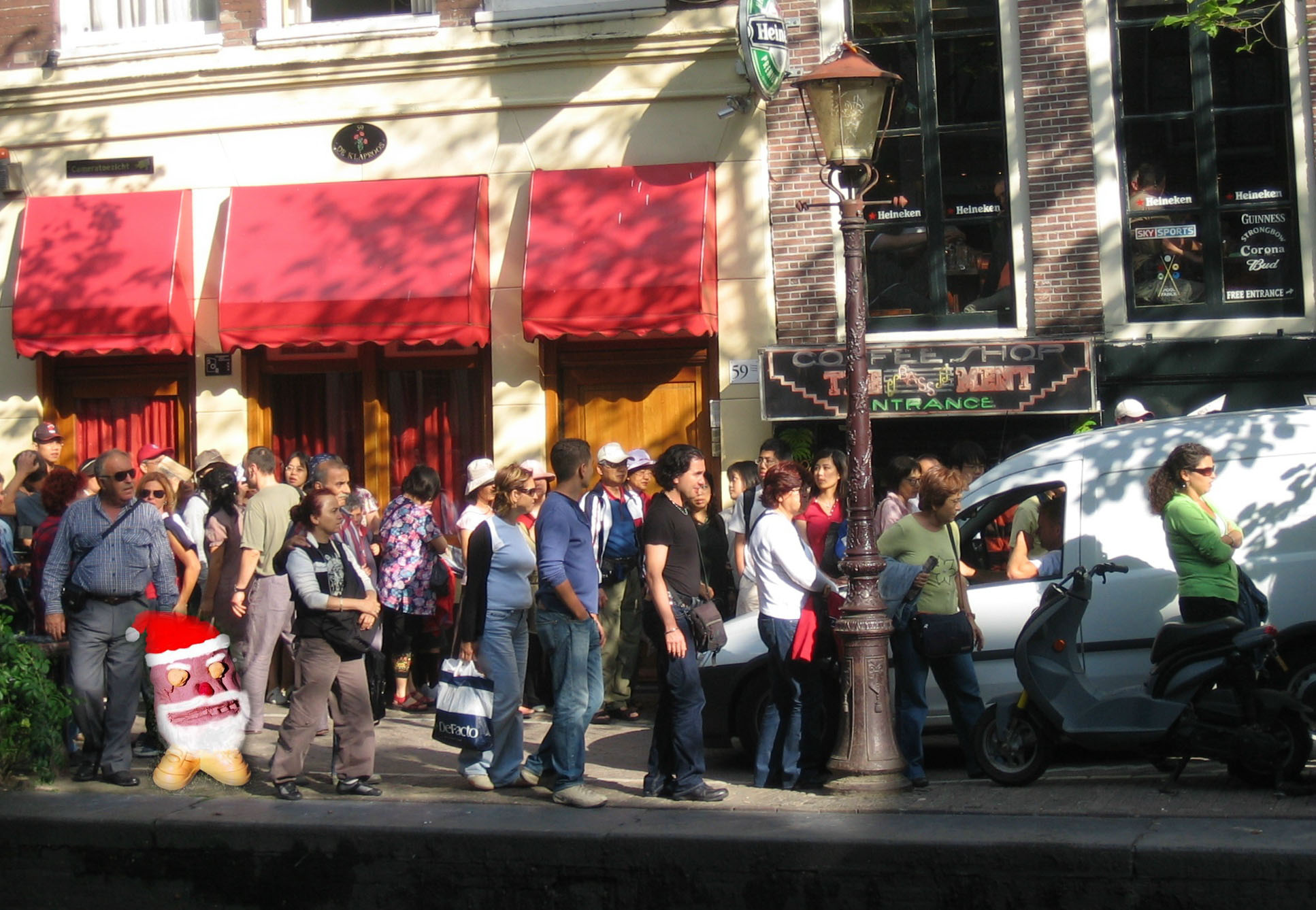 The dating and sex in amsterdam