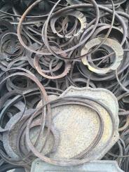 201908JJ poland krakow oskar schindler factory scrap metal